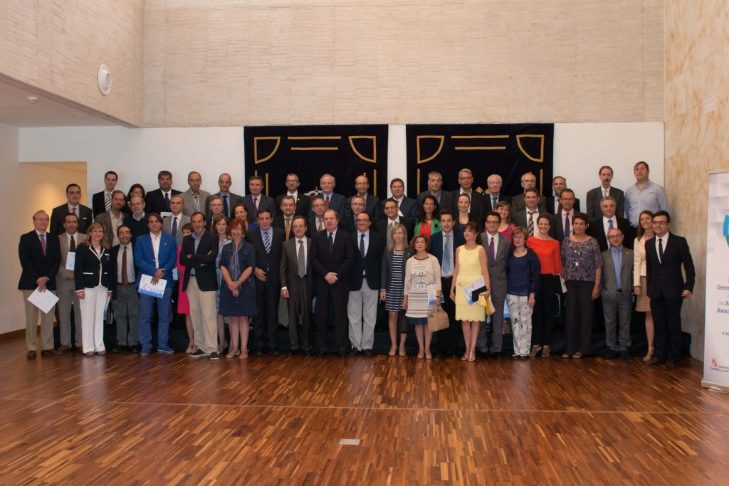 Sociedades científicas y asociaciones profesionales sanitarias de Castilla y León